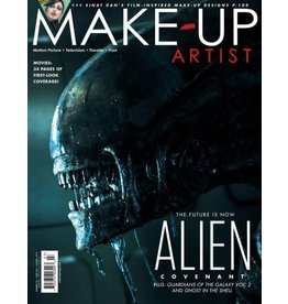 Make-Up Artist Magazine Make-Up Artist Magazine 126 June/July 2017