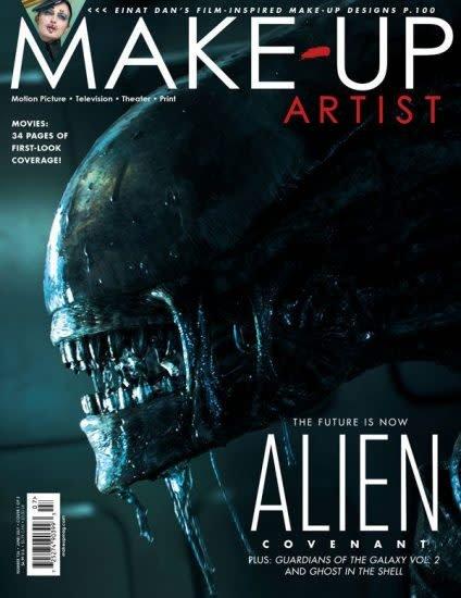 Make-Up Artist Magazine Make-Up Artist Magazine 126 June/July 2017