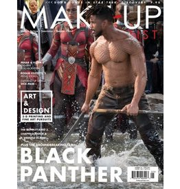 Make-Up Artist Magazine Make-Up Artist Magazine 131 Apr/May 2018