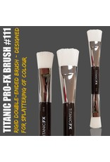 Pro-FX Brush 111 - Double-ended Splatter Brush