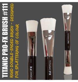 Pro-FX Brush 111 - Double-ended Splatter Brush
