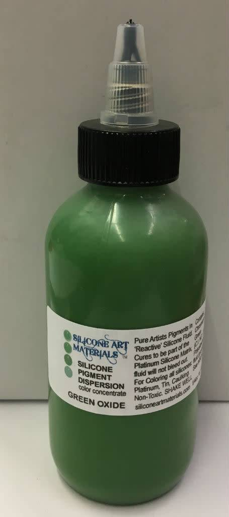 SAM Silicone Dispersion Green Oxide 4oz
