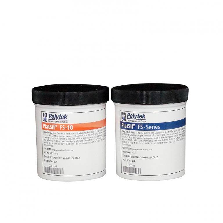 Polytek Platsil FS-10 Trial kit (2lb)