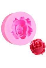 Silicone Mold Rose Small