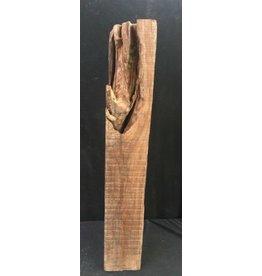 "Wood Brazillian Rosewood 28""x5""x4.5"" #161002"