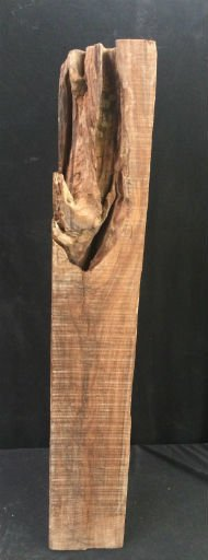 "Wood Brazillian Rosewood 28""x5""x4.5"" #161002"