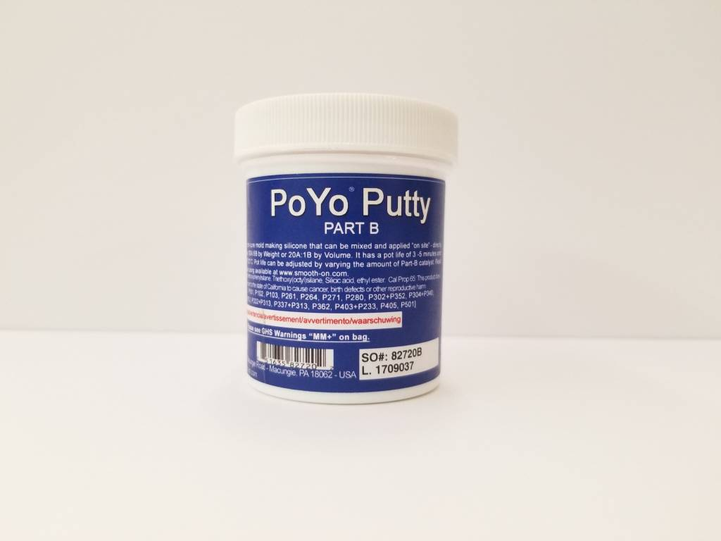 Smooth-On Poyo Putty Part B for Gallon Kit Special Order