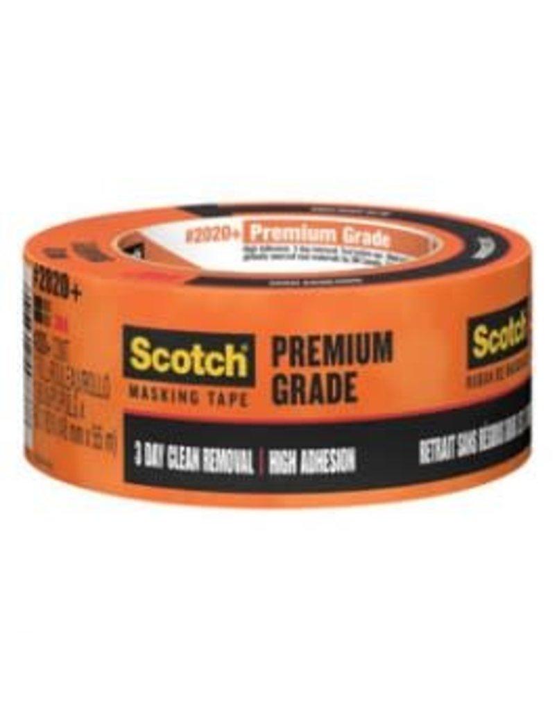 Premium Grade Masking Tape 48mmx55m