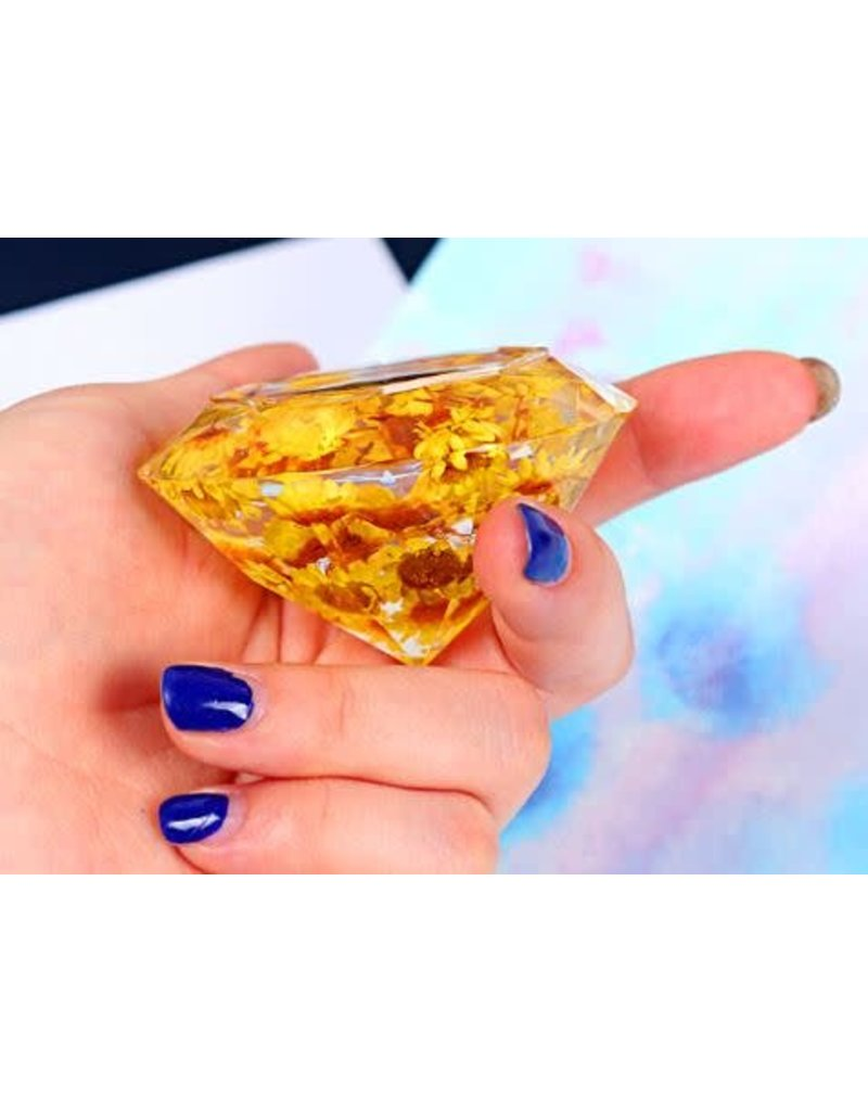 Just Sculpt Diamond Large Silicone Mold
