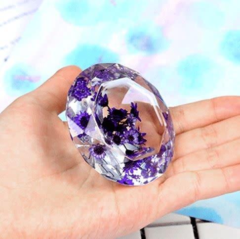 Silicone Mold Diamond Small