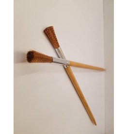 Phosphor-Bronze Paint Brush (sculptors)