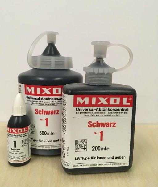 Mixol #01 Black (all sizes)