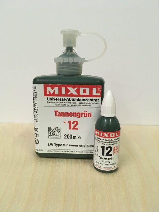 Mixol #12 Fir Green (all sizes)