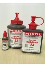 Mixol #23 Dark Brown (all sizes)