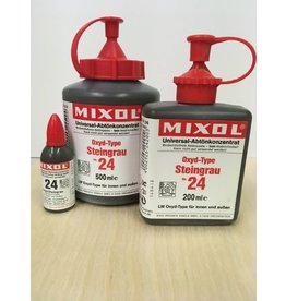 Mixol #24 Oxide Stone Grey (all sizes)