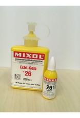 Mixol #26 True Yellow (all sizes)