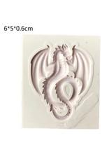 Just Sculpt Silicone Mold Dragon
