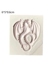 Silicone Mold Dragon