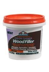 Elmer's Carpenter's® Color Change Wood Filler Dries White - 8oz