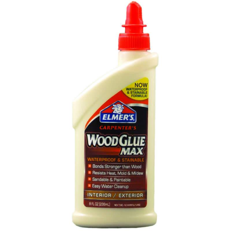 Elmer's Carpenter's® Wood Glue Max® - 8oz