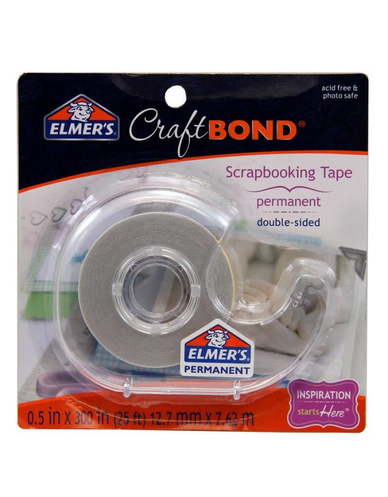 Elmer's Permanent Double Sided Tape
