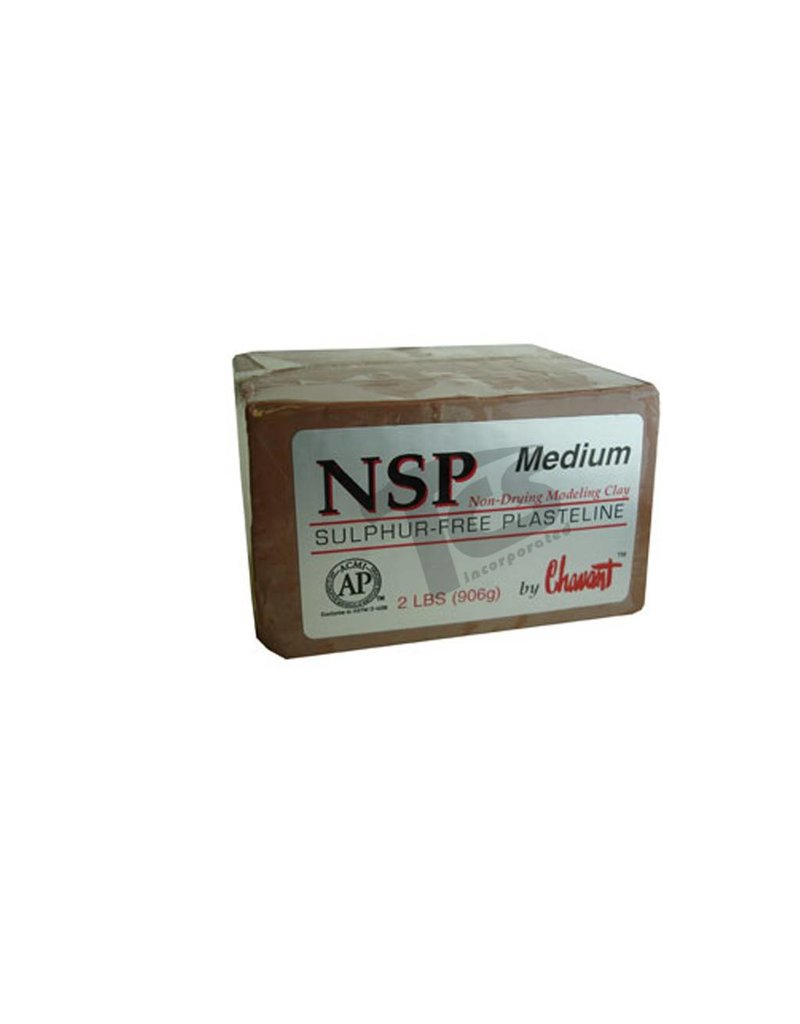 Chavant NSP 2lb Bricks (Cases Included)