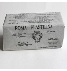 Sculpture House ROMA #2 Medium Plastilina 2lb