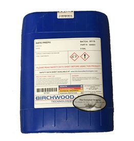Birchwood Technologies Safe Prep 5 Gallon