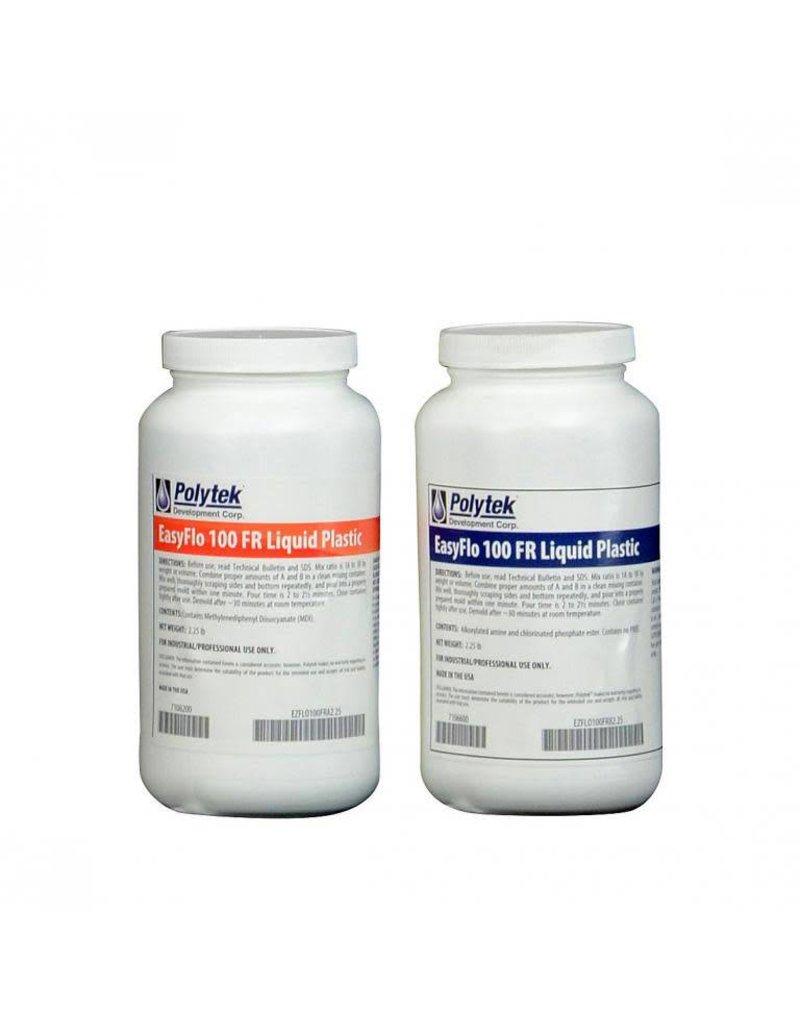 Polytek Easyflo 100 FR Trial Kit (4.5lbs)