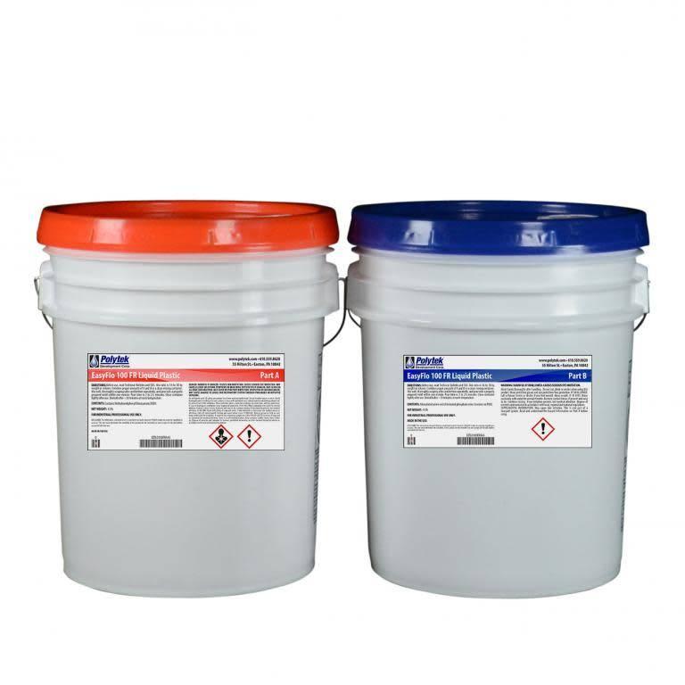 Polytek EasyFlo 100 FR 10 gallon kit