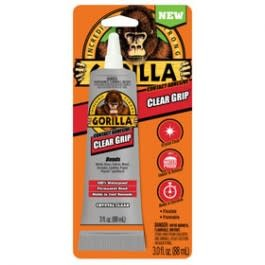 3M Gorilla Glue Clear Adhesive 3oz