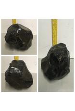 17lb Obsidian 9x8x6 #012000