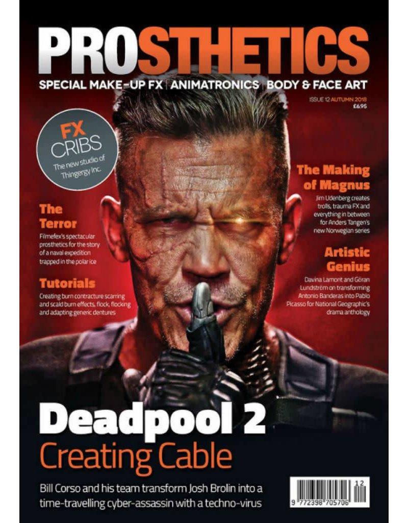 Gorton Studios Prosthetics Magazine #12
