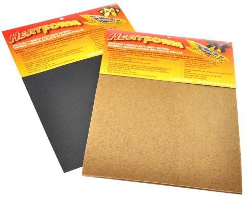 "ETI Heatform™ Tan Thermoplastic 7.25""x9.75"" 2pk"