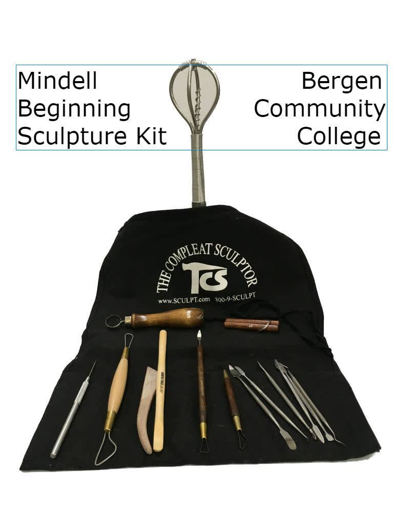 Mindell Beginning Sculpture Kit BCC
