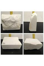 20lb Statuario Puro Bianco Marble 12x5x3 #361011