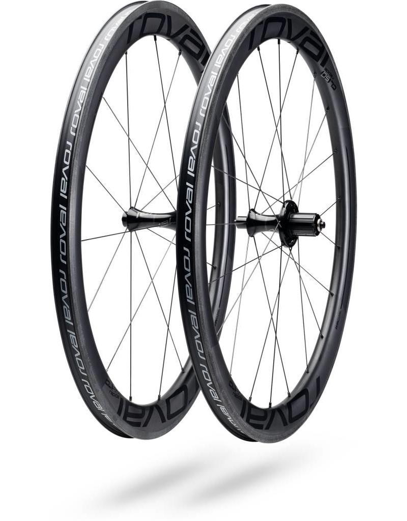 Roval CL 50 WHEELSET - Satin Carbon/Black