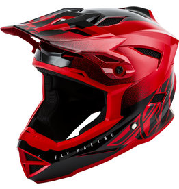 Fly Racing Fly Racing, Casque Default (Noir/Rouge)