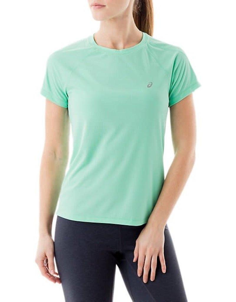 Asics, T-Shirt SS essentiel Femme Turquoise L