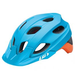 Louis Garneau, Casque Raid RTR Bleu/Orange, L, 59-62cm