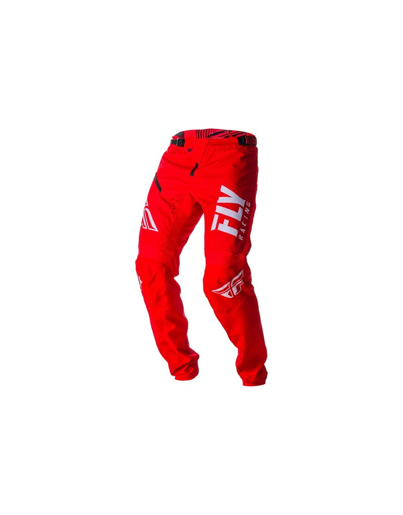 Fly Racing Fly Racing, Pantalon, Kinetic Shield, Rouge