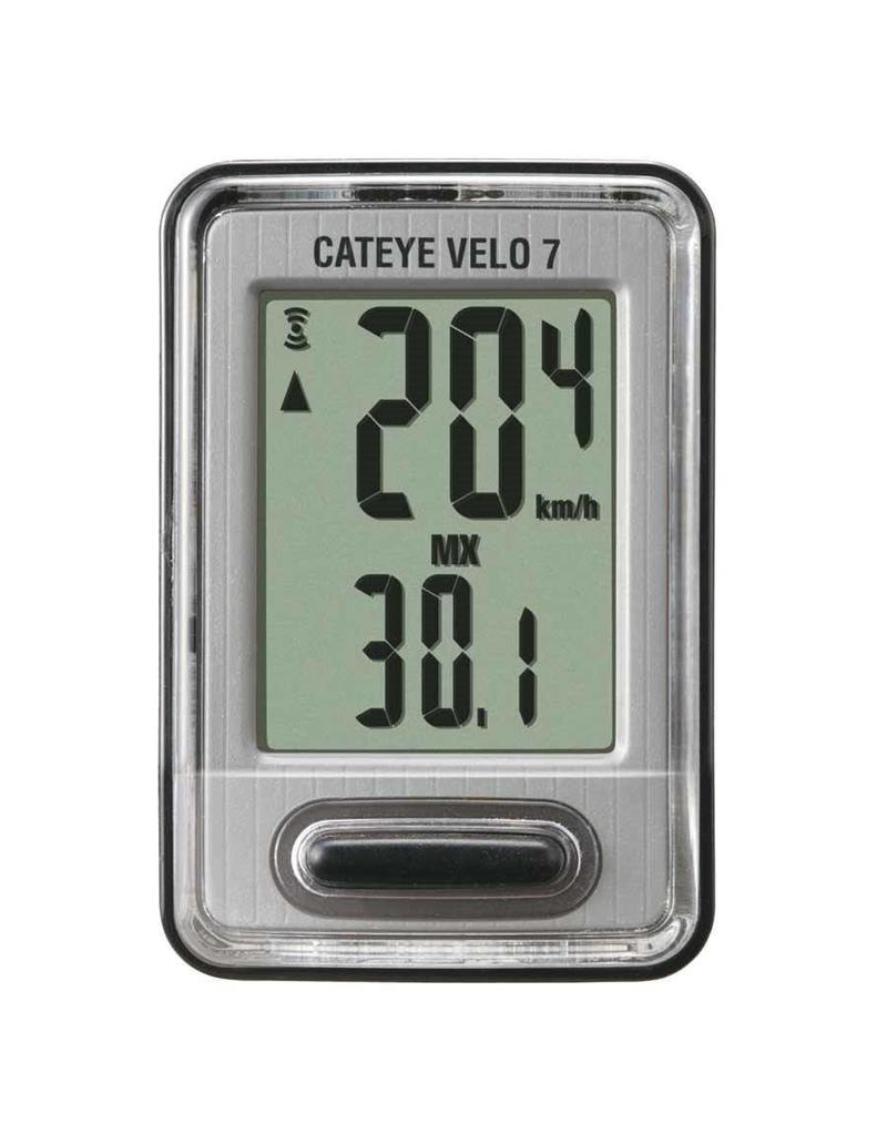 Cateye, Cyclometre velo 7 (CC-VL520)