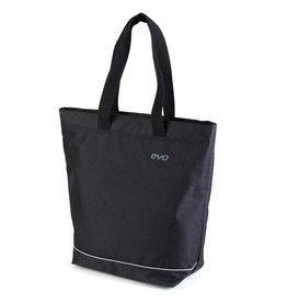 Evo, Sac E-Cargo Side Shopper Noir 15L