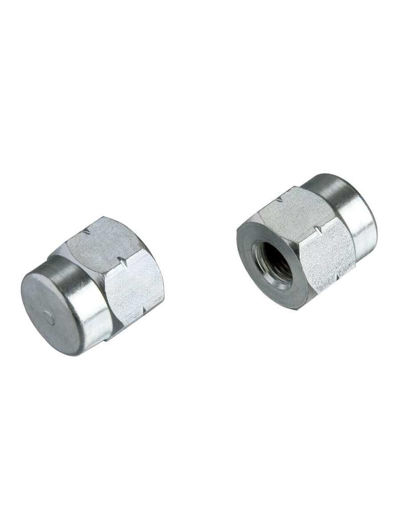 Tacx, T1415, Axle nut M10 x 1 (set of 2)