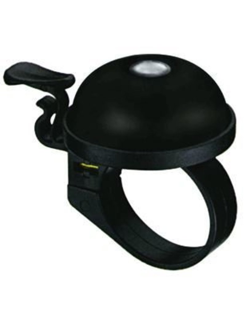 49N, Clochette Alliage Humdinger Noir 31.8mm