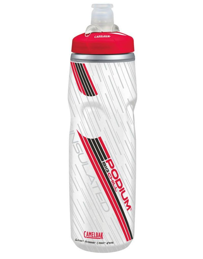 Camelbak, Bidon Podium Big Chill, Rouge/Rouge 25 oz