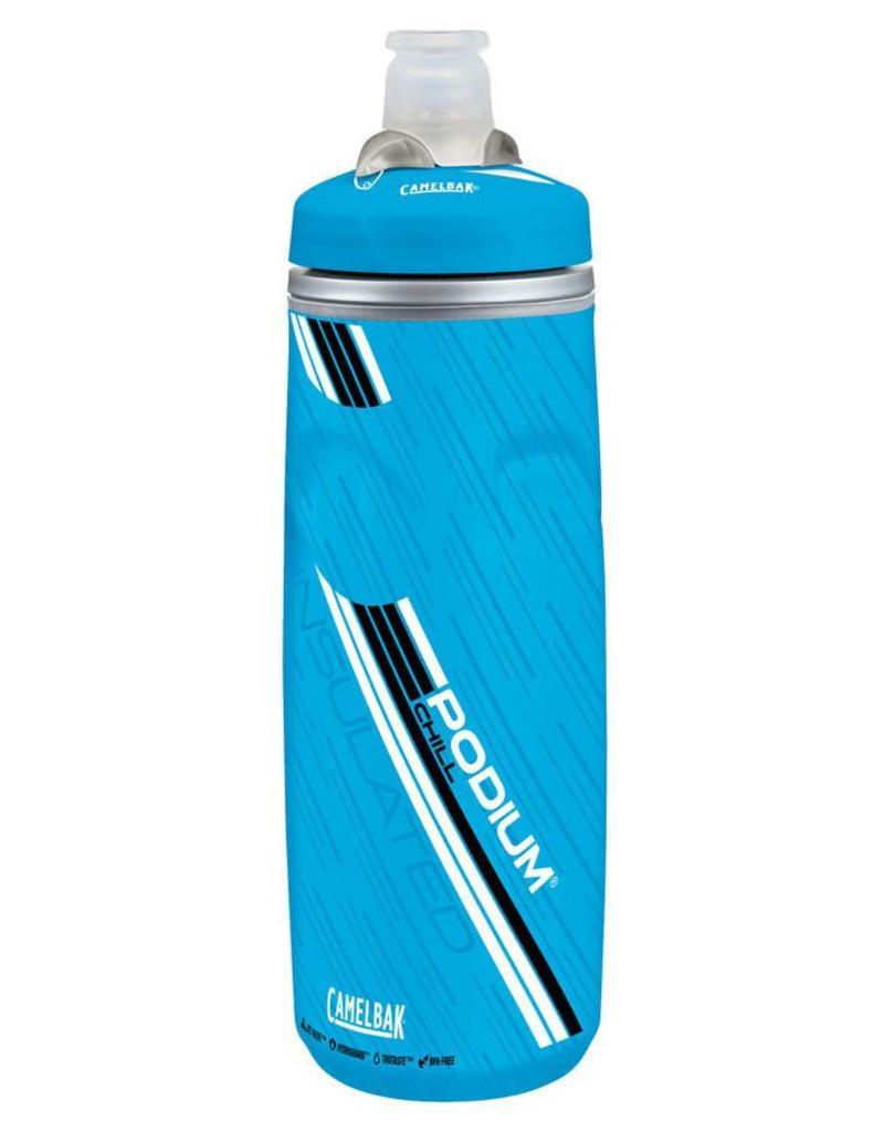 Camelbak, Bidon Podium Chill, Bleu/Bleu 21 oz