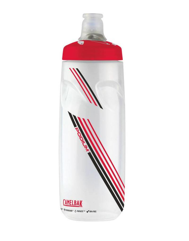 Camelbak, Bidon Podium, rouge/rouge 710ml / 24oz