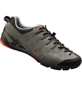 Shimano, Chaussure Homme SH-CT80GO, Gris/Orange