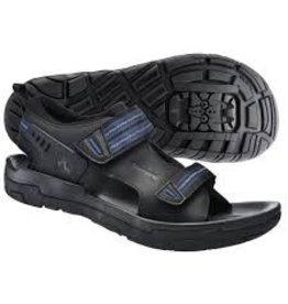 Shimano, Sandale SH-SD66L, Noir/Bleu